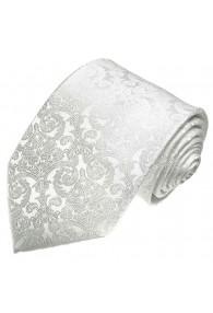 Wedding Tie most noble white LORENZO CANA